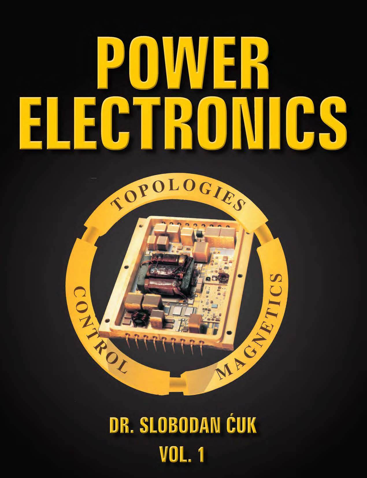 Power Electronics Vol. 1